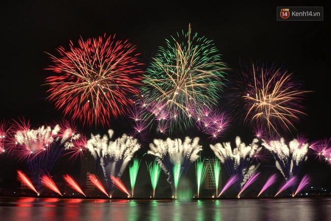 Lễ hội pháo hoa quốc tế với quy mô chưa từng có sẽ diễn ra ở Đà Nẵng diễn ra từ 29/4/2017 đến 24/6/2017,