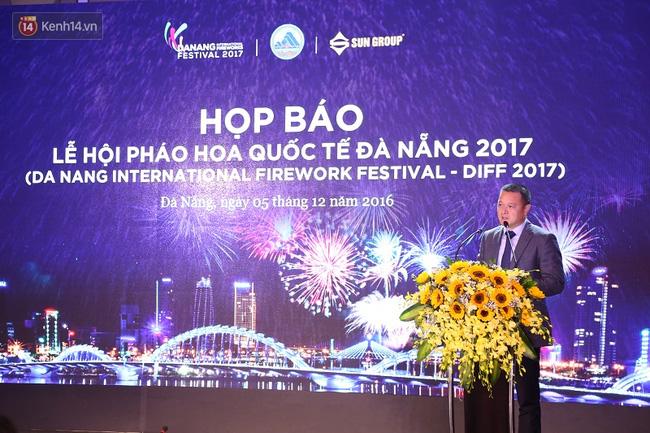 Lễ hội pháo hoa quốc tế 2017 được giao cho tập đoàn Sun Group tổ chức và hứa hẹn sẽ đưa Đà Nẵng trở thành một thành phố lễ hội rực rỡ sắc màu trong suốt mùa hè 2017
